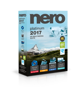 Downloads Nero 2017 Platinum