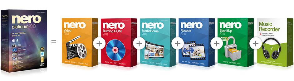 Nero Platinum 2018 =