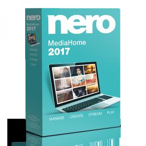 Nero MediaHome 2017 Standard