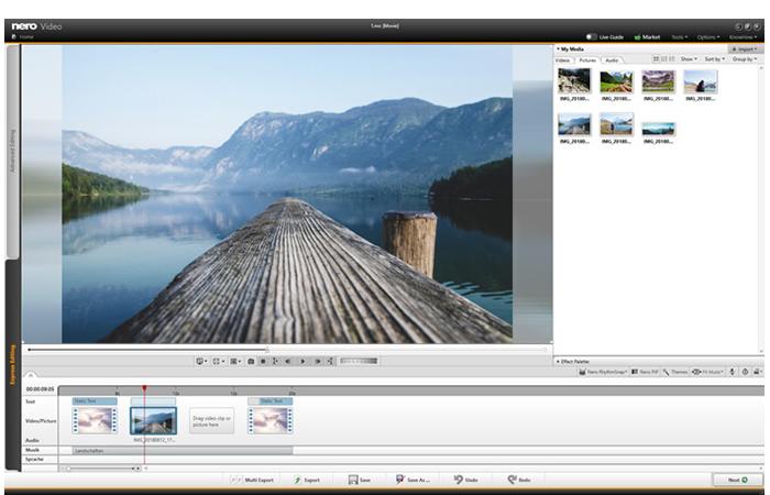 Sparen Sie Zeit mit dem Express-Mode: Bearbeiten Sie Ihre Videos so schnell und effektiv wie noch nie!