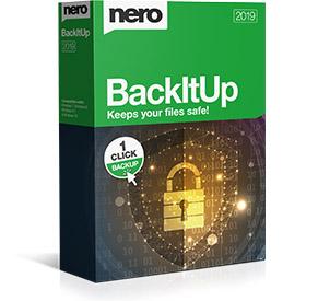 Nero BackItUp 2019