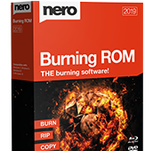 Nero Burning ROM 2019 box