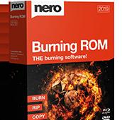 Nero Burning ROM 2019 box